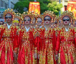 Chinatown Seafair Parade