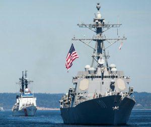 Fleet Week and Boeing Maritime Celebration