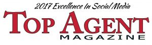 Top Agent Magazine Excellence In Social Media