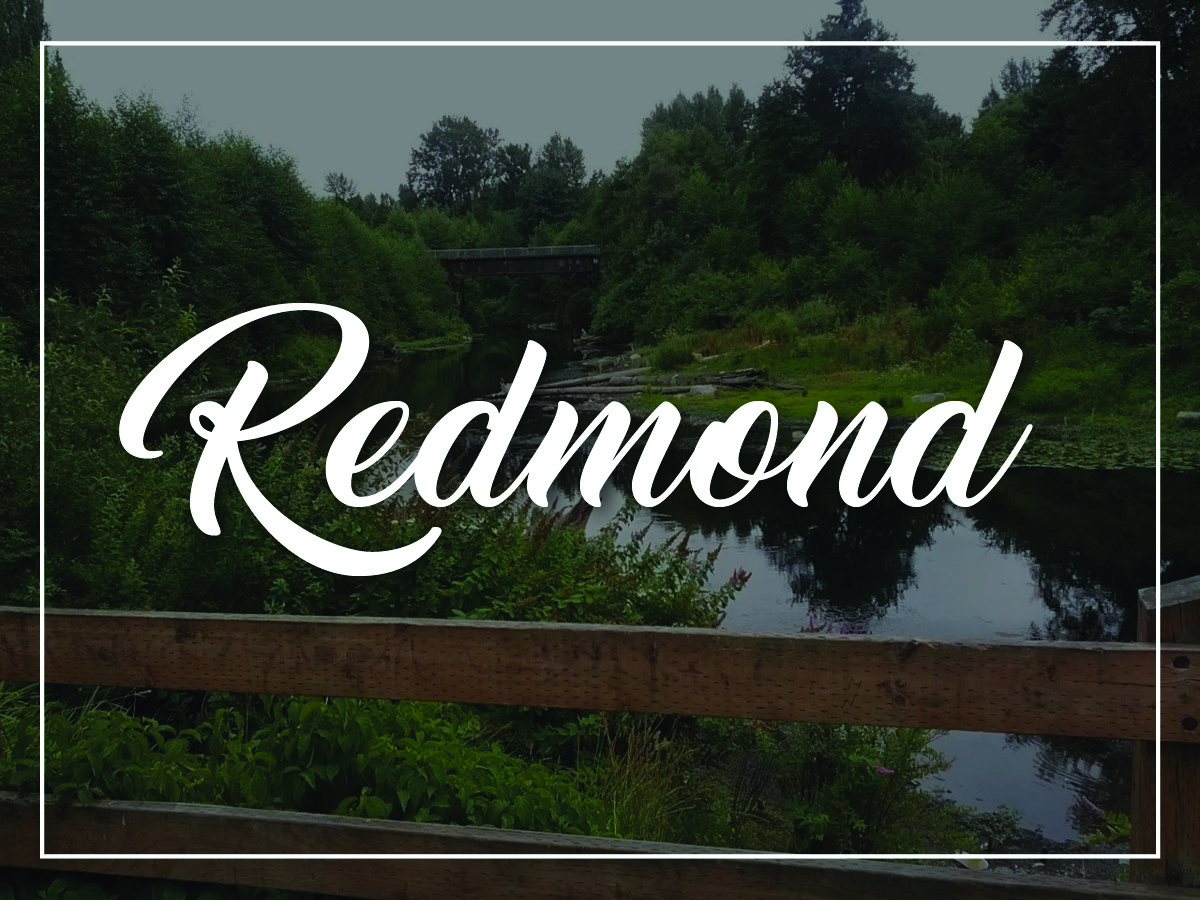 Redmond Happenings