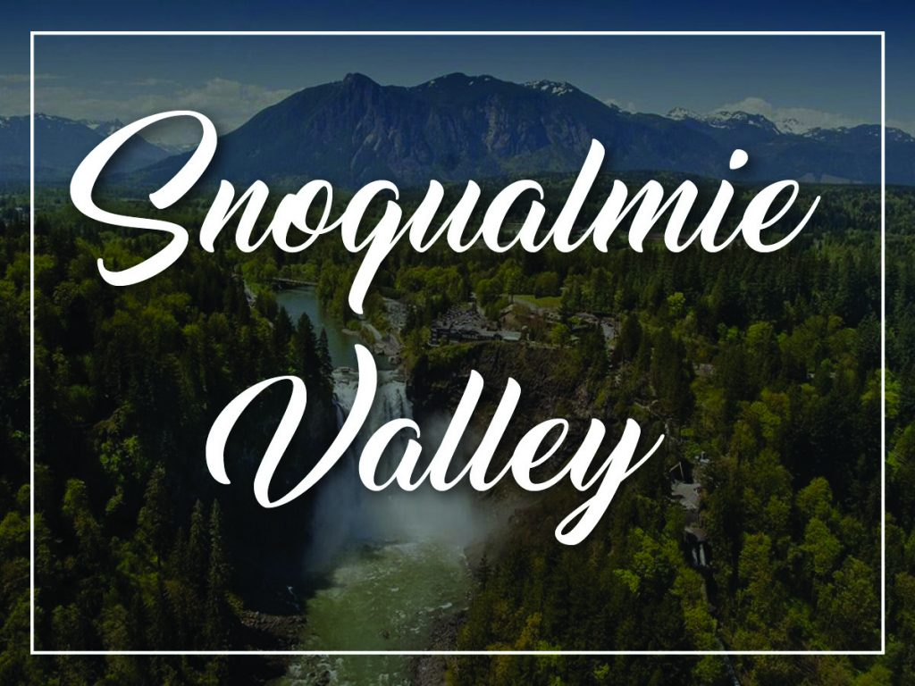 Snoqualmie Valley Happenings
